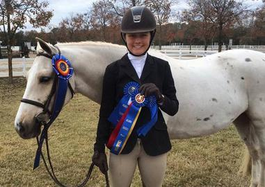 Orchard Hill's Ghiradelli & Lindsey Ayres have a clean sweep in GA