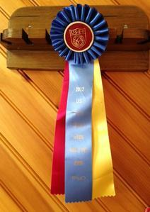 2012 Champion Owner Rider USEF Pony Finals